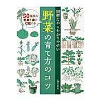 図解だからわかりやすい野菜の育て方のコツ   /主婦の友社/主婦の友社