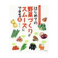 はじめての野菜づくりがスムーズにできる本 Q&Aだからわかりやすい  /主婦の友社/主婦の友社
