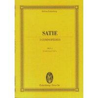 サティ/3つのジムノぺディ   /全音楽譜出版社