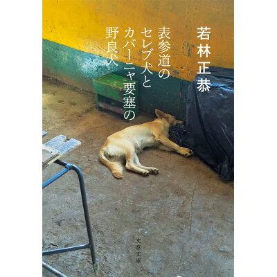 表参道のセレブ犬とカバーニャ要塞の野良犬   /文藝春秋/若林正恭