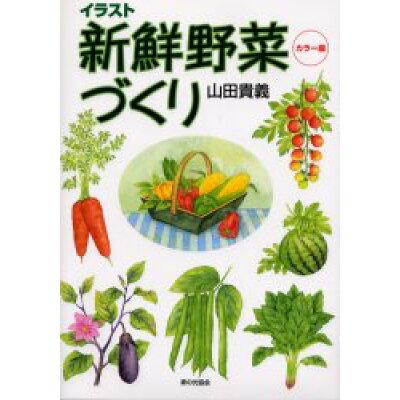 イラスト新鮮野菜づくり カラ-版  /家の光協会/山田貴義