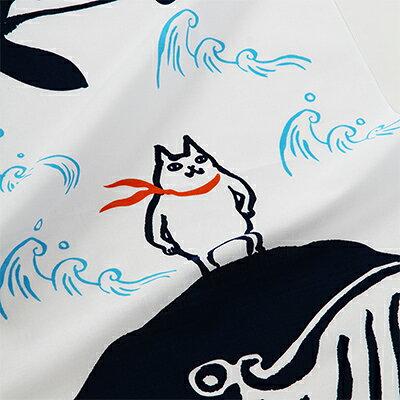 手ぬぐい猫と鯨   /廣済堂出版