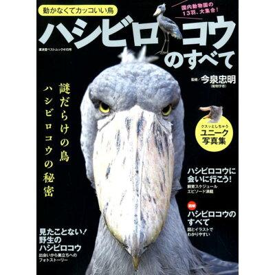 ハシビロコウのすべて 動かなくてカッコいい鳥  /廣済堂出版/今泉忠明