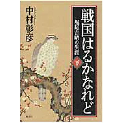 戦国はるかなれど 堀尾吉晴の生涯 下 /光文社/中村彰彦