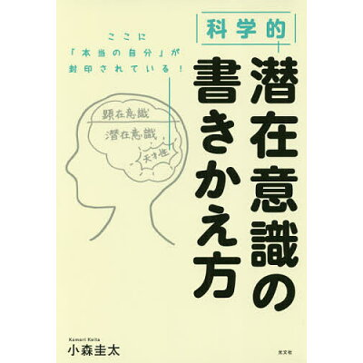 科学的潜在意識の書きかえ方   /光文社/小森圭太