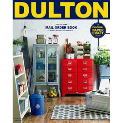 DULTON MAIL ORDER BOOK  /主婦と生活社