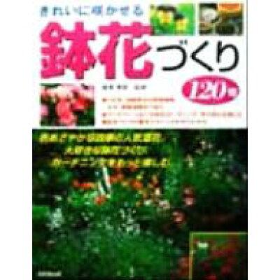 きれいに咲かせる鉢花づくり120種   /成美堂出版/鷲沢孝美