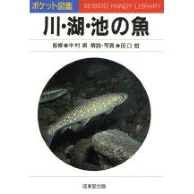 川・湖・池の魚   /成美堂出版/田口哲