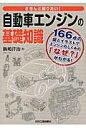きちんと知りたい!自動車エンジンの基礎知識 166点の図とイラストでエンジンのしくみの「なぜ?  /日刊工業新聞社/飯嶋洋治