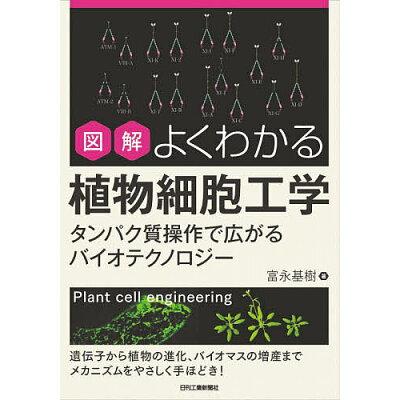 図解よくわかる植物細胞工学 タンパク質操作で広がるバイオテクノロジー  /日刊工業新聞社/富永基樹
