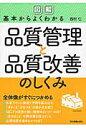 図解基本からよくわかる品質管理と品質改善のしくみ   /日本実業出版社/西村仁