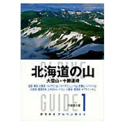 北海道の山 大雪山・十勝連峰  /山と渓谷社/伊藤健次