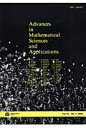 Advances in Mathematical Sciences and Ap  16-2 /学校図書