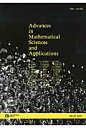 Advances in mathematical sciences and ap  vol.25(2016) /学校図書