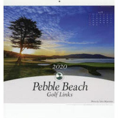 ワールドゴルフコースカレンダー(壁掛け)  2020 /ゴルフダイジェスト社