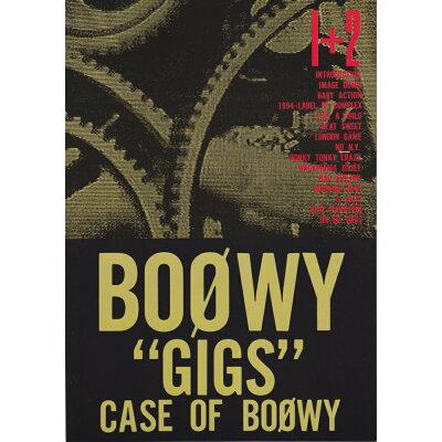 "BOOWY""gigs""case of BOOWY 1+2   /ケイ・エム・ピ-"