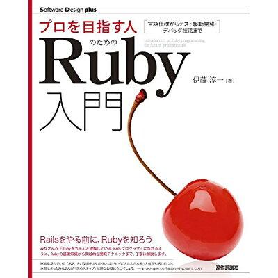 プロを目指す人のためのRuby入門 言語仕様からテスト駆動開発・デバッグ技法まで  /技術評論社/伊藤淳一(プログラミング)