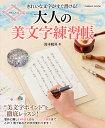大人の美文字練習帳 きれいな文字がすぐ書ける!  /コスミック出版/鈴木曉昇
