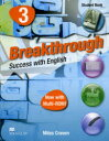 Breakthrough Success with English Stud 3 /マクミランランゲ-ジハウス/マイルズ・A.クレイヴン