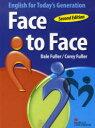 Face to Face ユ-モア感覚で学ぶ実用英語演習  改訂新版/マクミランランゲ-ジハウス/デ-ル・フラ-