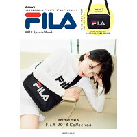 FILA 2018 Special Book   /宝島社