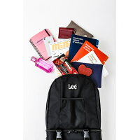 Lee BACKPACK BOOK   /宝島社