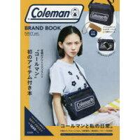 Coleman BRAND BOOK NAVY ver.   /宝島社