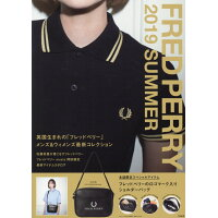 FRED PERRY 2019 SUMMER   /宝島社