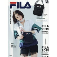 FILA SHOULDER BAG BOOK   /宝島社