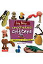 Itty Bitty Crocheted Critters amigurumi with attitude!  /タトル出版/エリン・クラ-ク