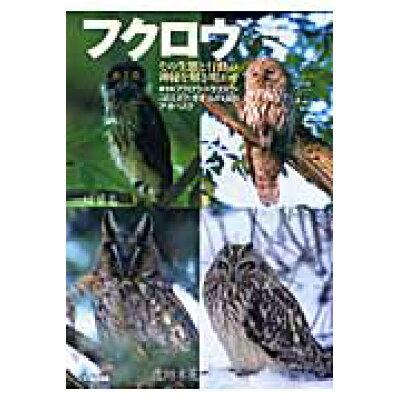 フクロウ その生態と行動の神秘を解き明かす  /文一総合出版/Birder編集部
