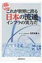これが世界に誇る日本の流通インフラの実力だ 問屋無用論から半世紀  /国際商業出版/玉生弘昌
