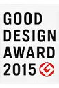 GOOD DESIGN AWARD YEAR BOOK 2015 /日本デザイン振興会