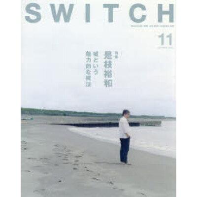 SWITCH  VOL.37 NO.11(NO /スイッチ・パブリッシング