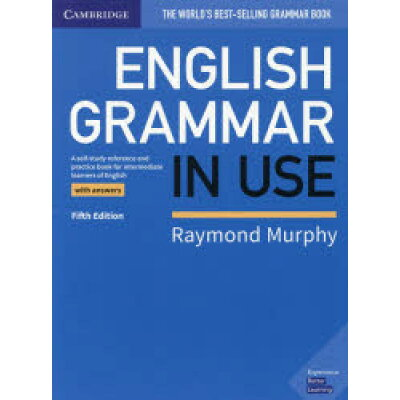 ENGLISH GRAMMAR IN USE with answers   /Cambridge University/レイモンド・マーフィー