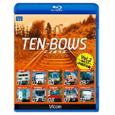 BD>TEN-BOWS  2 /ビコム