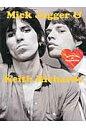 Mick Jagger & Keith Richards perfect style of Mick & K  /メディアパル/メディアパル