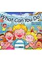 What can you do?   /アプリコット出版/中本幹子