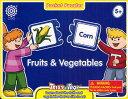 Fruits & Vegetablesくだもの・野菜   /アプリコット出版
