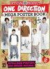 ONE DIRECTION MEGA POSTER BOOK   /ガム出版/ワン・ダイレクション