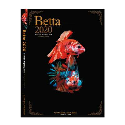 Betta Siamese Fighting fish 2020 /ファンタジ-ワ-ルド/大美賀隆
