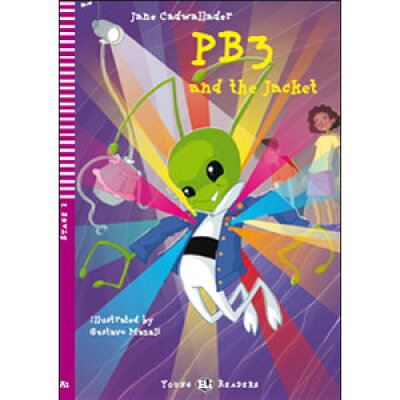 ELI Young ELI Readers 2: PB3 and the Jacket