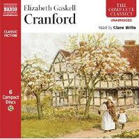 Cranford /NAXOS AUDIO BOOKS/Elizabeth Cleghorn Gaskell