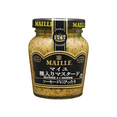 エスビー食品 MAILLE 種入りマスタード 103g