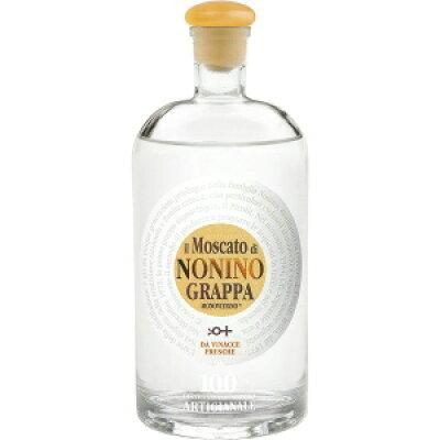 ノニーノ グラッパ モノヴィティーニョ モスカート 700ml