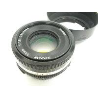 Nikon Ai-S Nikkor 50mm F1.8 (プラスチック鏡筒)