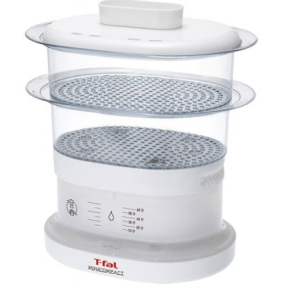 T-FAL スチームクッカー ミニコンパクト VC131170