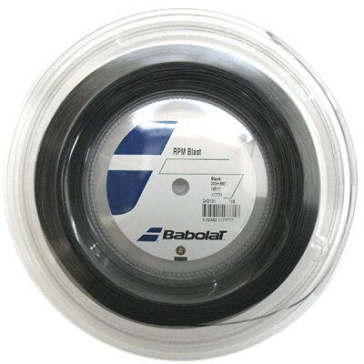 (ガット)バボラ(Babolat) RPM BLAST RPM ブラスト(200mロール)120/125/130