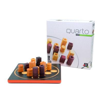 (ボードゲーム)Gigamic(ギガミック)クアルト ミニ QUARTO mini テーブルゲーム