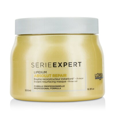 Professionnel Serie Expert - Absolut Repair Lipidium Instant Resurfacing Masque 500ml/16.9oz